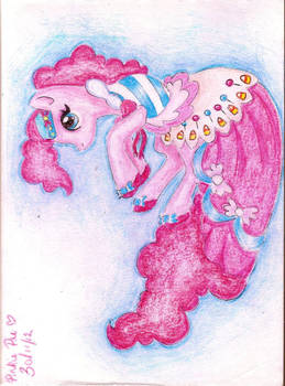 . .Gala Set - Pinkie Pie. .