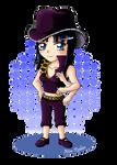 Chibi Nico Robin