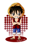 Chibi Monkey D. Luffy