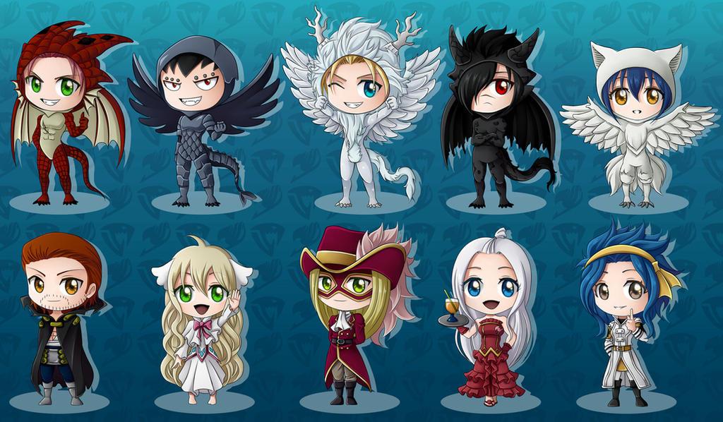 Weisslogia Fairy Tail | www.pixshark.com - Images ...