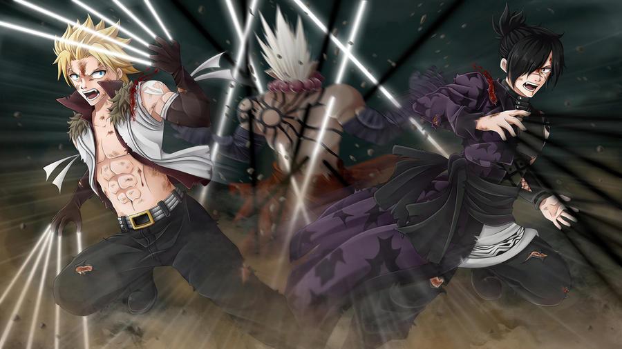 Dragon Slayer Natsu X Reader X Twin Dragons 01 By – Fondos de Pantalla