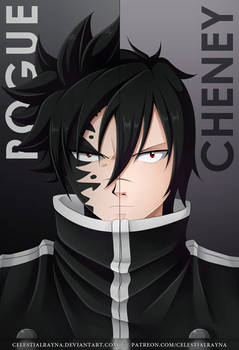 The two faces of Rogue Cheney