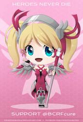 Chibi Pink Mercy by CelestialRayna