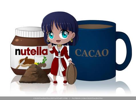 Chibi Cacao Nadia