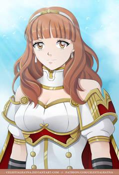 Portrait Celica