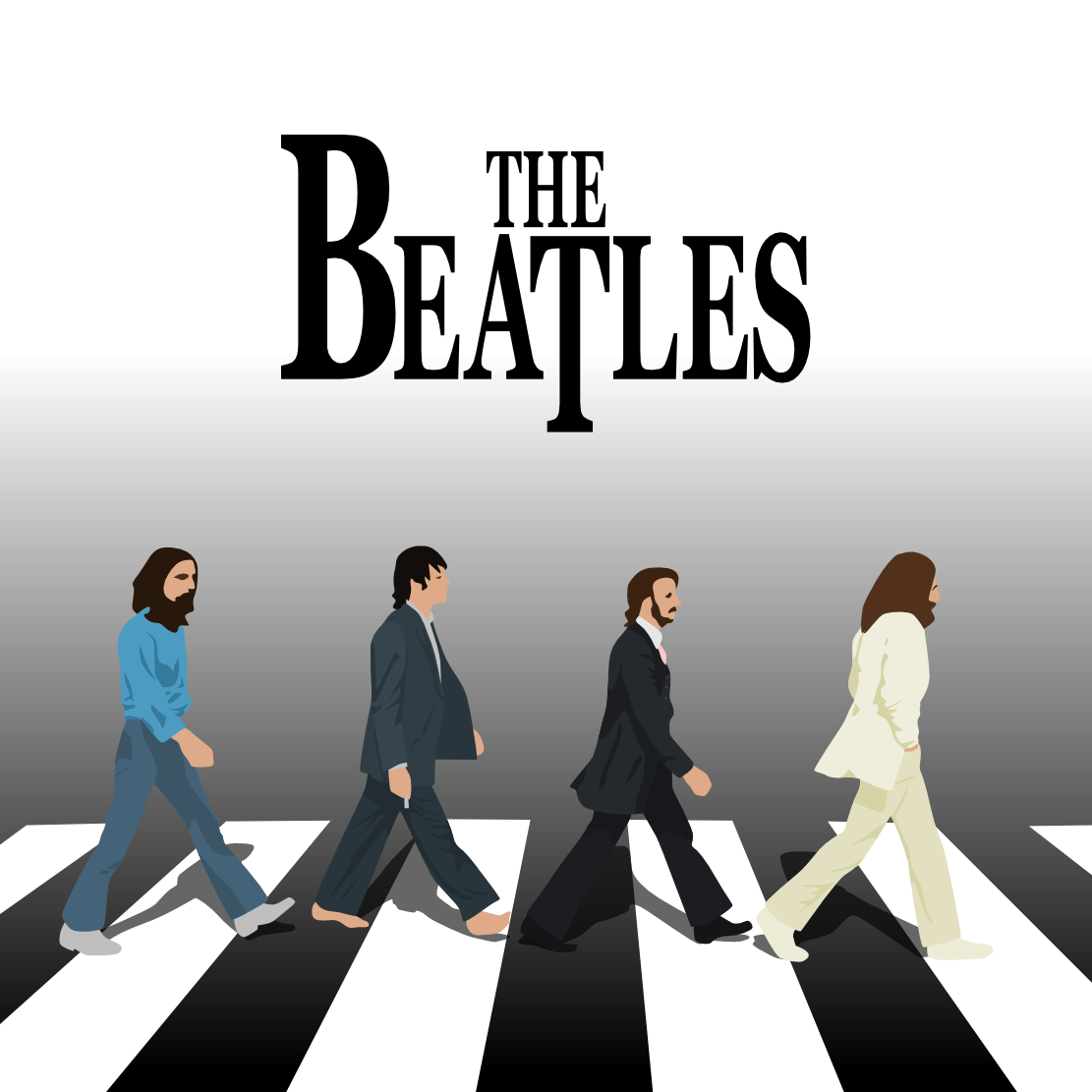 Abbey road by tharsius on deviantart for Beatles tattoo abbey road