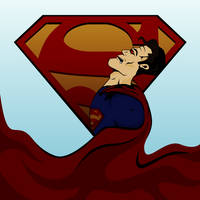 Superman by Tharsius