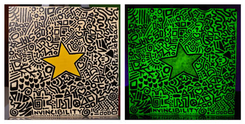Doodles of Invincibility