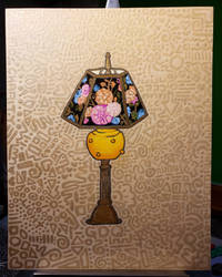 Lamp Doodles