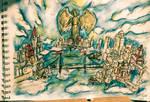 The City of Columbia ~ BioShock Infinite