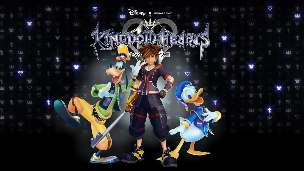 Kingdom Hearts III wallpaper 2 by davidsobo on DeviantArt