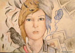 The Raven and the Butterfly - Chloe Price (LiS)