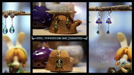 New zelda jewels collection by Zita52