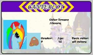 Color-dream-pony's Profile Picture