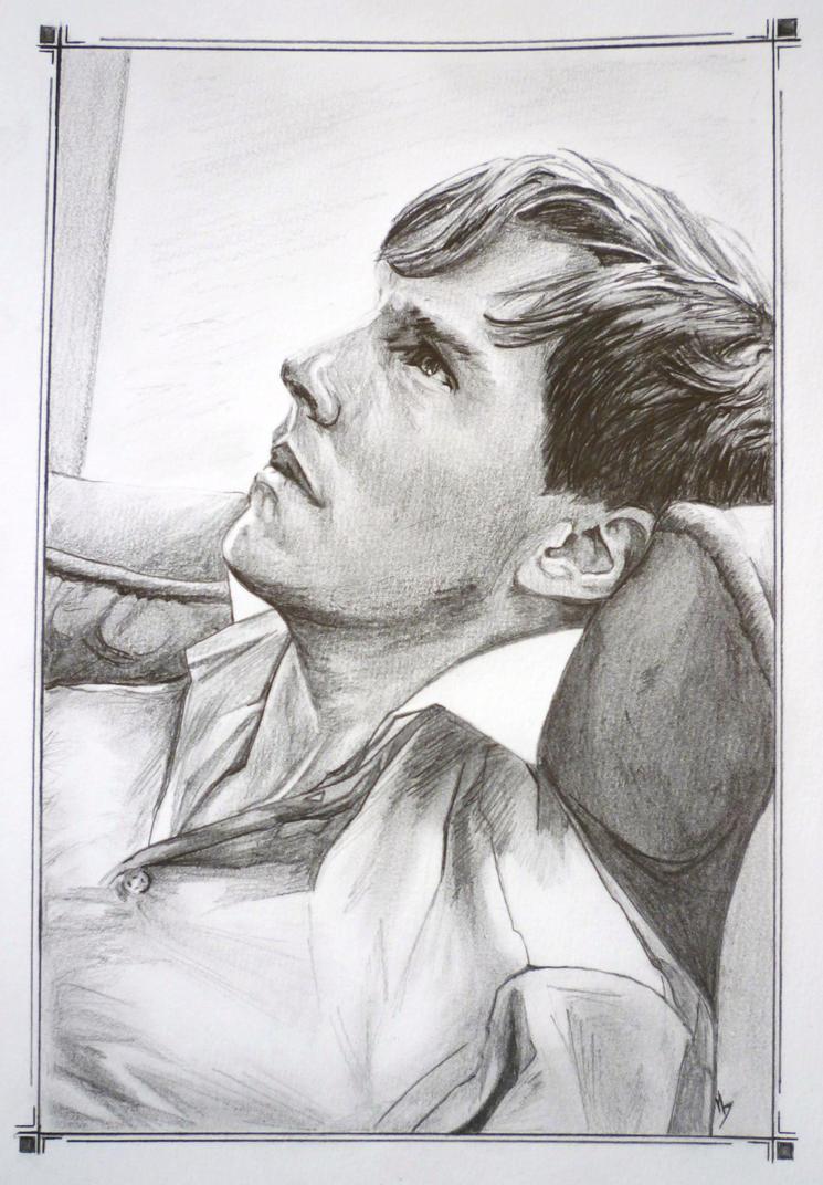 Benedict Cumberbatch by Elyad0or