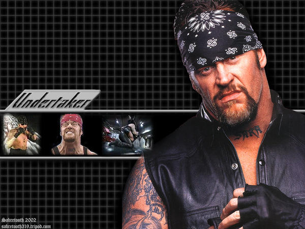 Undertaker American Badass American bad ass undertaker