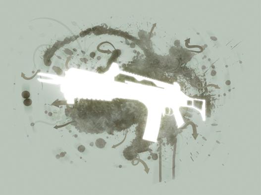 G36C by Broken-Blades
