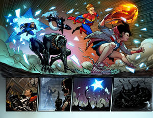 Here comes the Ultimates.