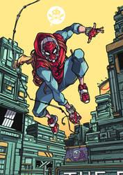 tonari no Spider-Man