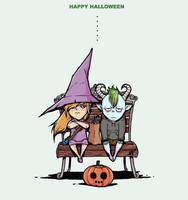HappyHalloween by pumpkinbear