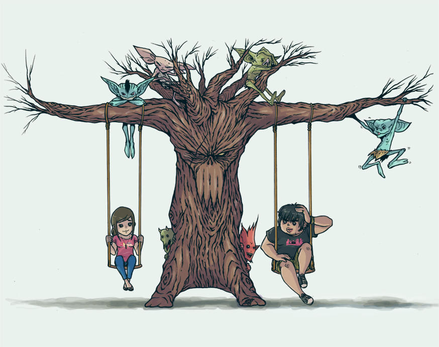 ...swing-swing-swing... by pumpkinbear