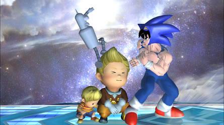 Random Smash Bros Brawl Screenshot