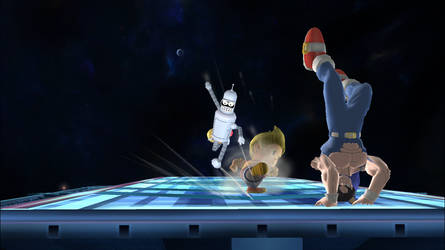 #2 Random Smash Bros Brawl Screenshot