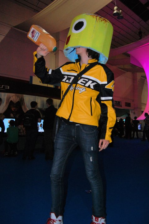 My Dead Rising 2 Costume By Dante365 On Deviantart