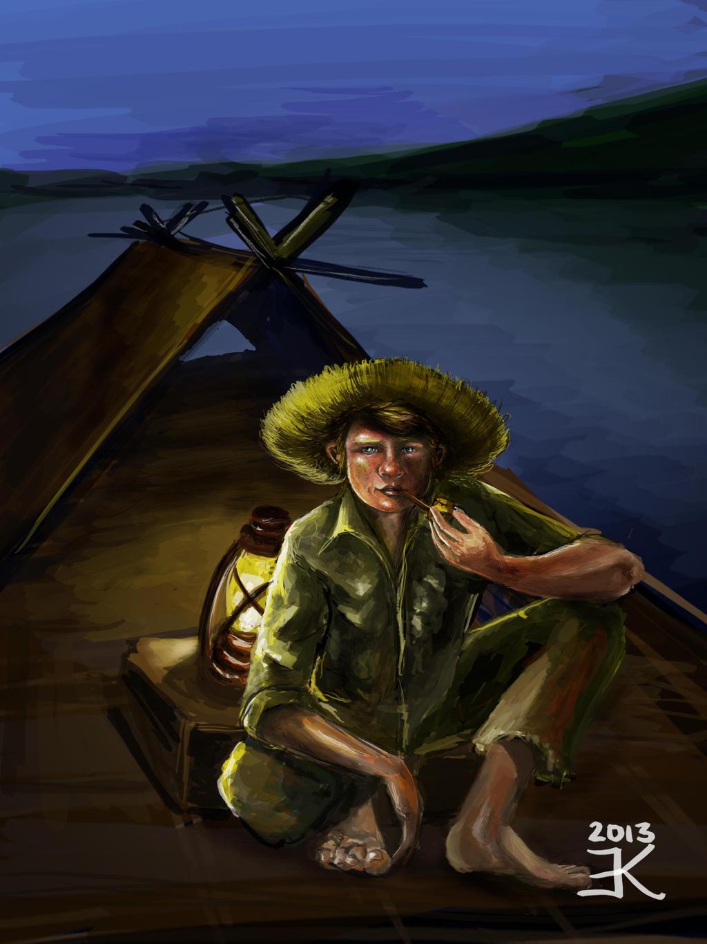 Huckleberry Finn Essay