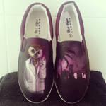 Hotline Miami Shoes- Rasmus