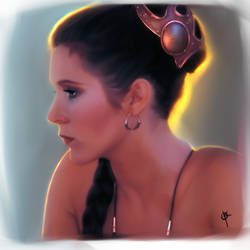 Leia by RoadKillBarbie
