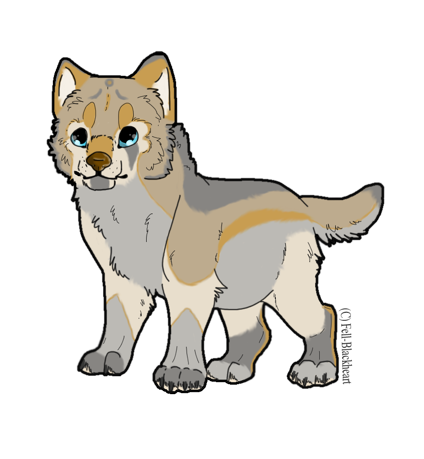 Free Draw to Adopt Wolf Pup - CLOSED by CGDragon on DeviantArt