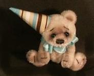 Binko, a Biggles fribble teddy by depthperception