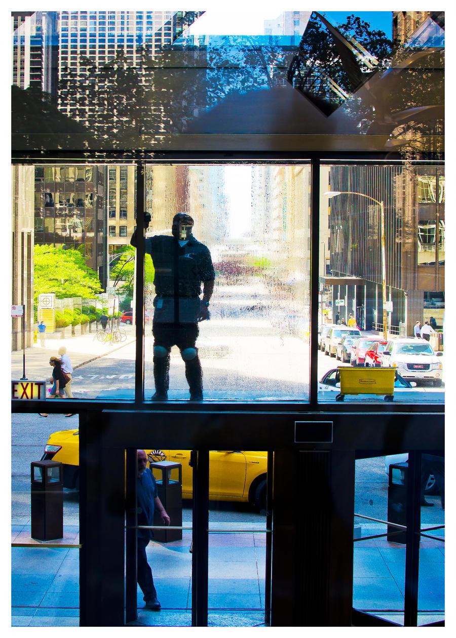 Window wash by PatrickMonnier