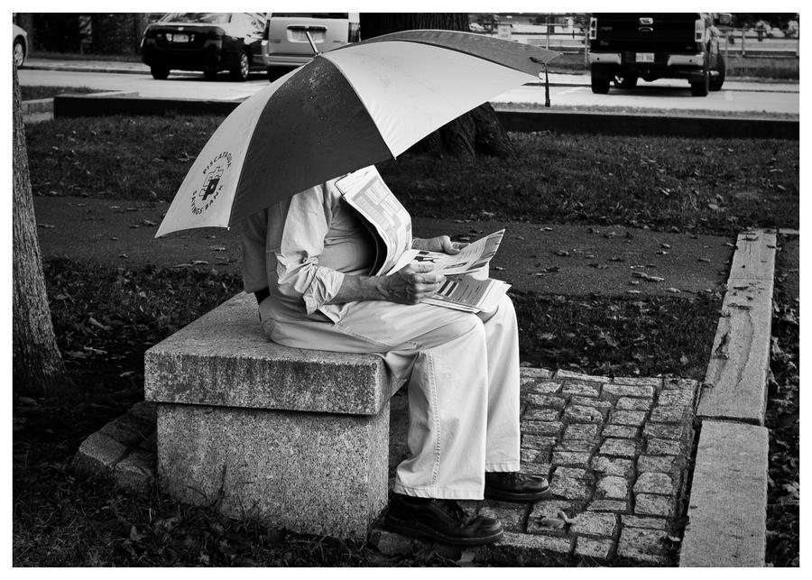 Light rain by PatrickMonnier