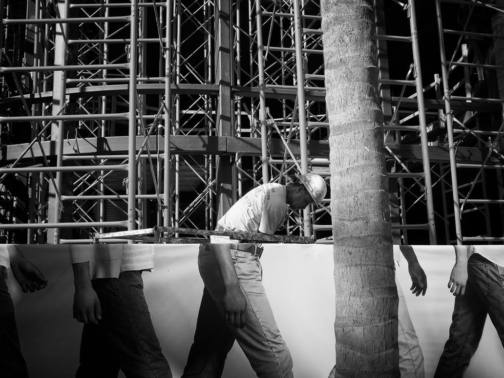 Working Man by PatrickMonnier