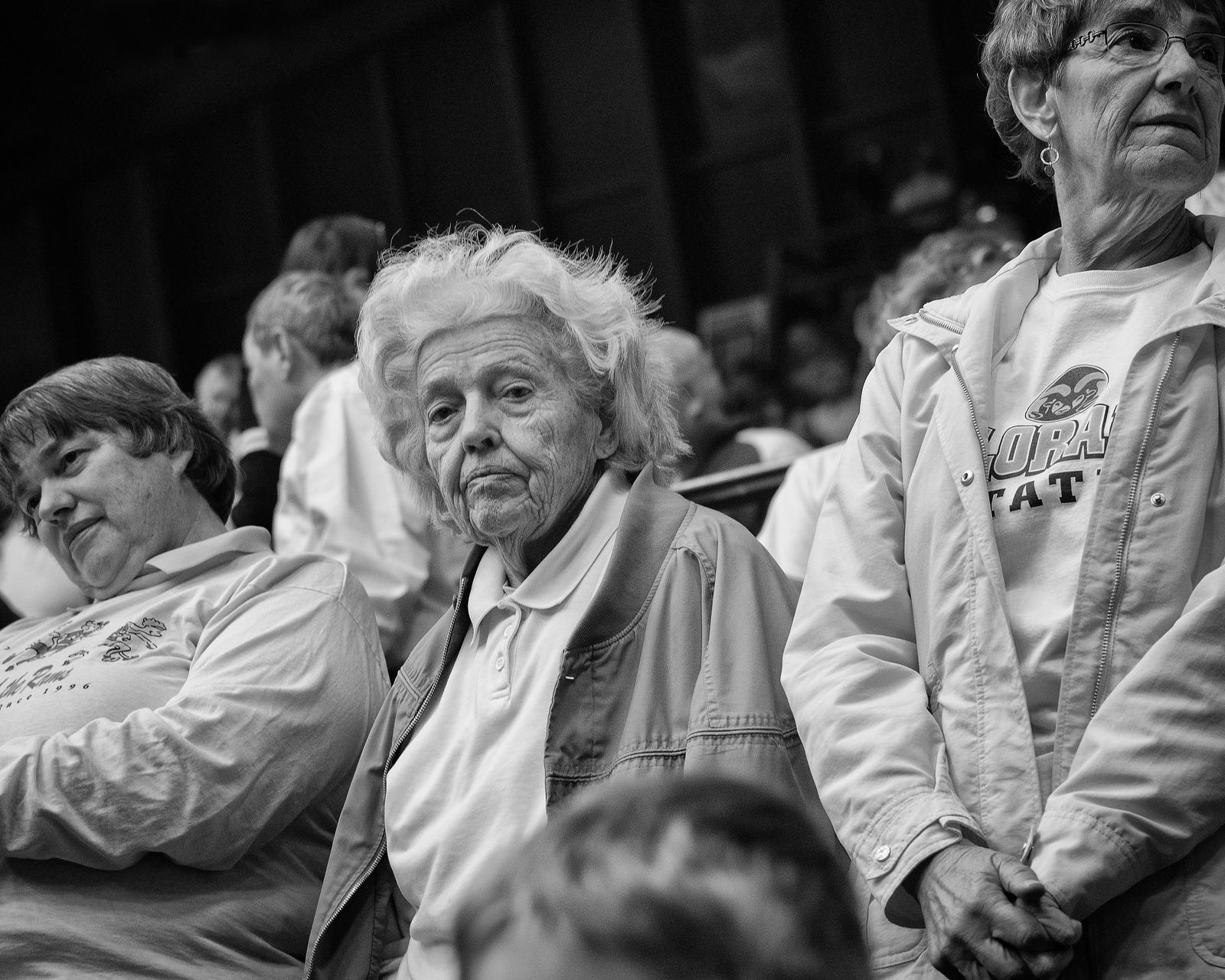 Three Old Ladies by PatrickMonnier