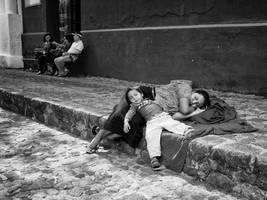 The Nap by PatrickMonnier