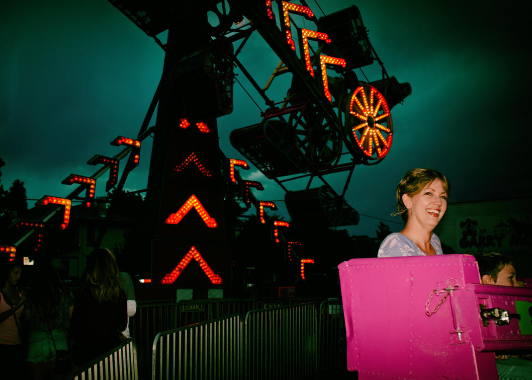 Roller Coaster by PatrickMonnier