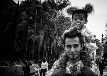 Face Painting by PatrickMonnier