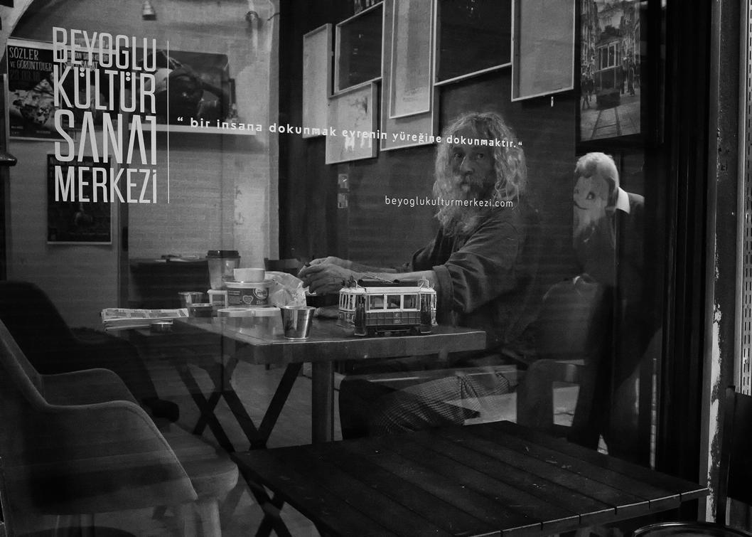 Nostalgic Istanbul Breakfast by PatrickMonnier