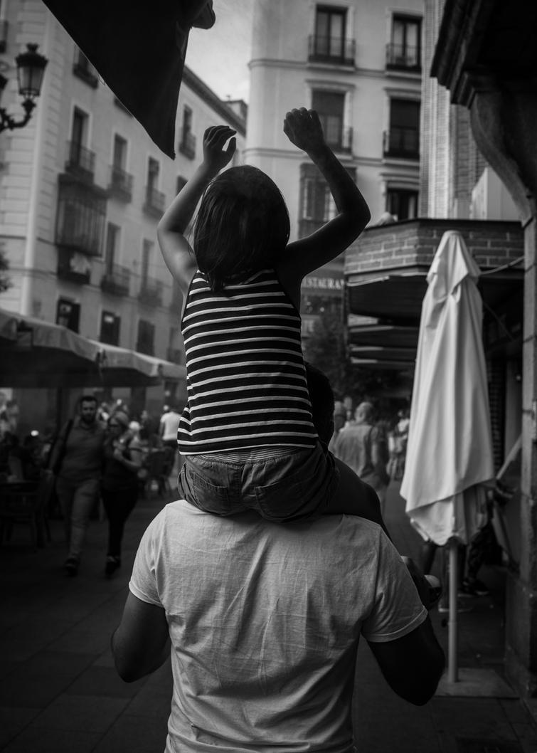 Madrid, Spain by PatrickMonnier