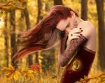 Autumn Equinox by angel1592