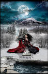 Darksome Night + Shining Moon by angel1592