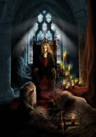 Deus Absconditus by angel1592