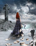 Ex luna, scientia by angel1592