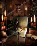 Christmas Faery Tale by angel1592