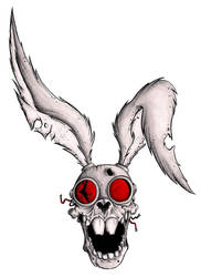 Blackjack O'hare (Redbubble)