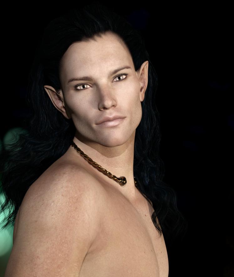 Gideon Portrait 2