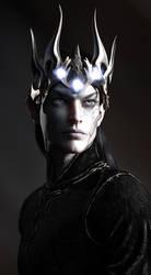 Melkor Portrait